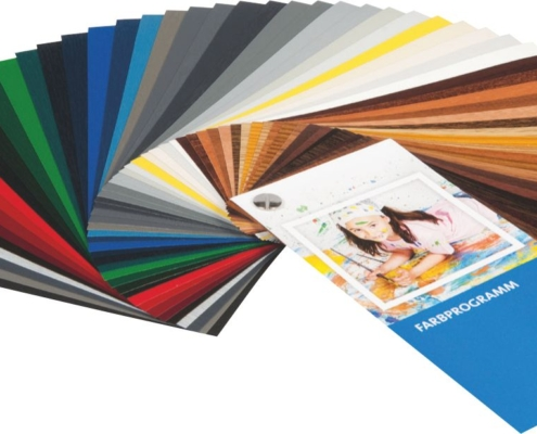 Unsere Muster und Farben